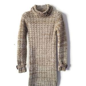 MIU MIU sweater dress 100% wool sz 38